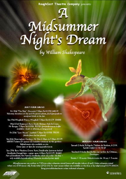 Artwork for A Midsummer Night's Dream