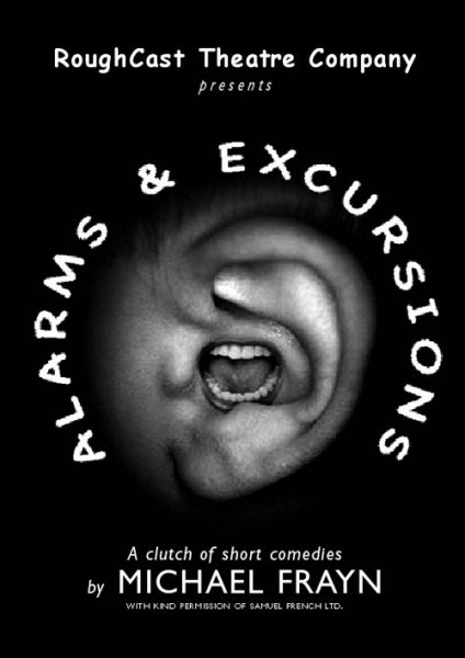 Artwork for Alarms and Excursions: More Plays than One