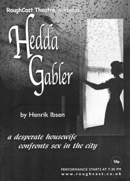 Artwork for Hedda Gabler