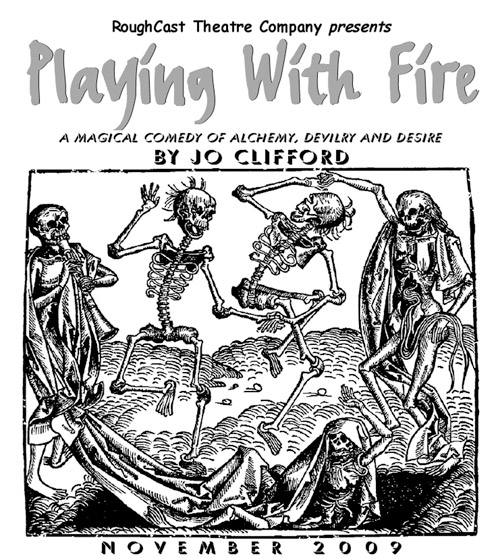 Artwork for Playing with Fire