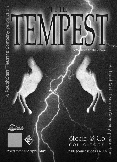 Artwork for The Tempest